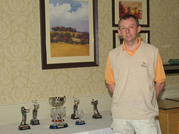 Forums Golf Cup Organiser - Richard Snelham
